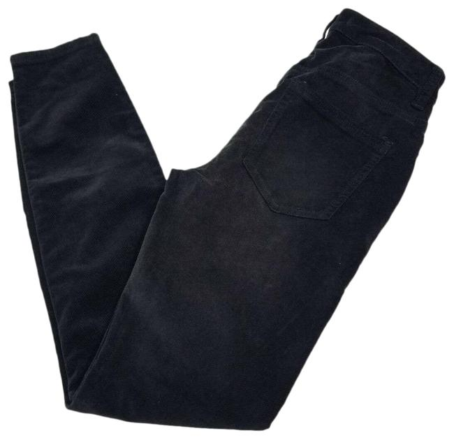 Item - So Plush High-waist Black Pockets Zip Pants Size 0 (XS, 25)