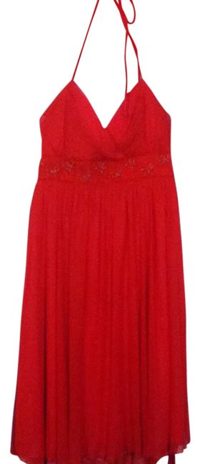 City Triangles Dark Pink Pink Dress - 53% Off Retail good