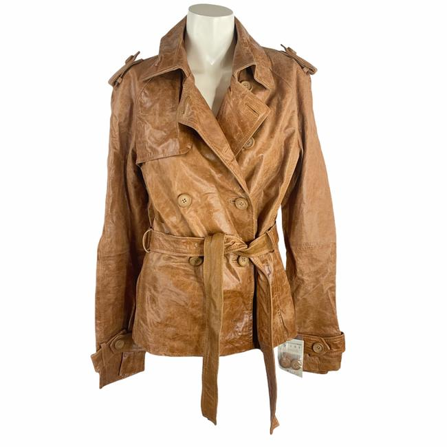 Zara Brown 5479/021/778 Jacket Size 6 (S) Zara Brown 5479/021/778 Jacket Size 6 (S) Image 1