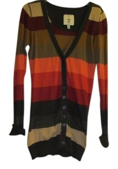 Preload https://item2.tradesy.com/images/forever-21-multicolor-striped-vintage-cardigan-size-2-xs-28756-0-0.jpg?width=400&height=650