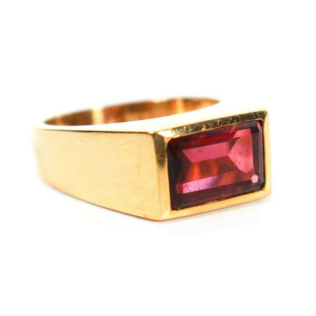 Item - Yellow Gold - Purple Paloma Picasso Amethyst Band Us 7 Ring