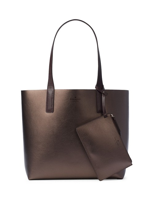 Item - Reversible Bag Arch Large Leather Tote