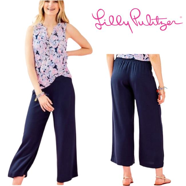 Item - Blue Avery Crop Navy Pants Size 2 (XS, 26)