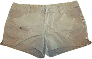 Silver Jeans Co. Mini/Short Shorts Olive