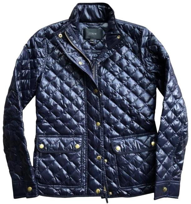 Item - Blue XS | Downtown Quilted Jacket | Coat Size 2 (XS)