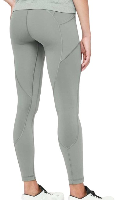 Item - Green All The Right Places Ii High Rise Activewear Bottoms Size 14 (L, 34)