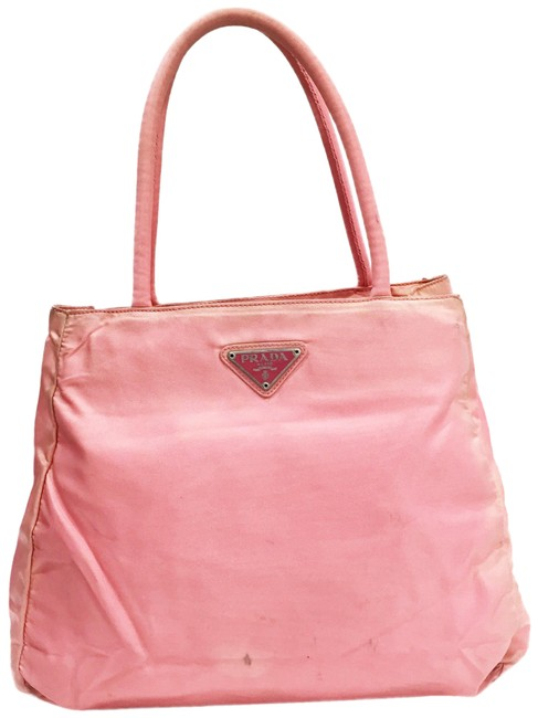 Item - Bag Vintage City Pink Nylon Tote