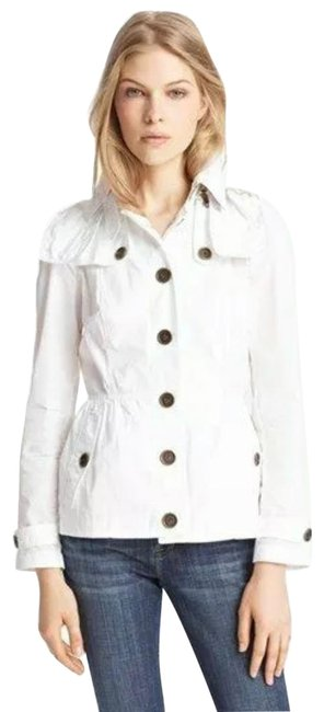 Item - White Fordleigh Coat Size 4 (S)