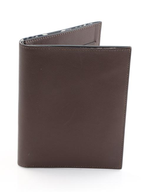 Hermès Brown Leather Wallet Men's Jewelry/Accessory Hermès Brown Leather Wallet Men's Jewelry/Accessory Image 1