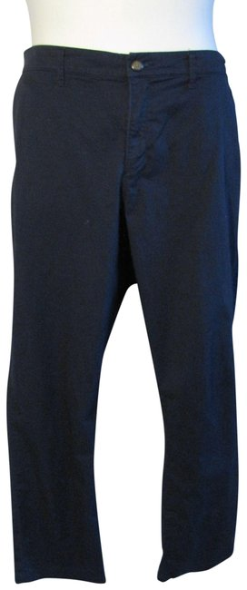 Item - Blue Navy Skinny Boyfriend Pants Size 18 (XL, Plus 0x)