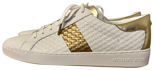 Item - Gold Colby Sneakers Size US 10 Regular (M, B)
