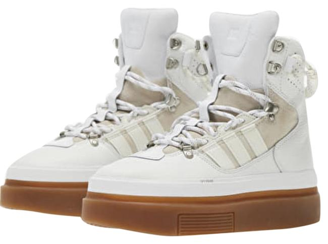 Item - White/ Off White Gx2782 Boots/Booties Size US 7.5 Regular (M, B)