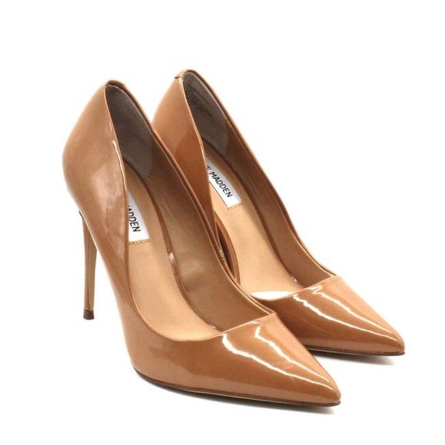 Item - Brown Daisie Pumps Size US 7.5 Regular (M, B)