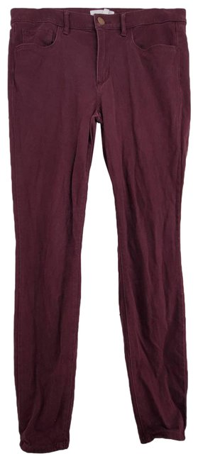 Item - Maroon Legging Pants Size 6 (S, 28)