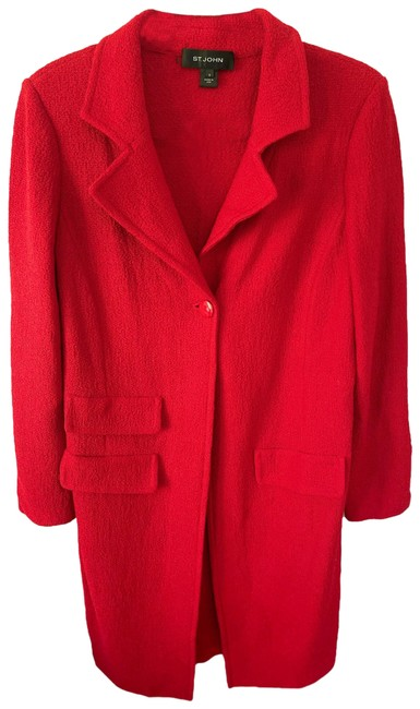 Item - Red Collection Jacket Size 8 (M)
