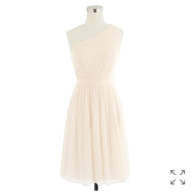 Item - Cream Pink Kylie Mid-length Formal Dress Size 2 (XS)