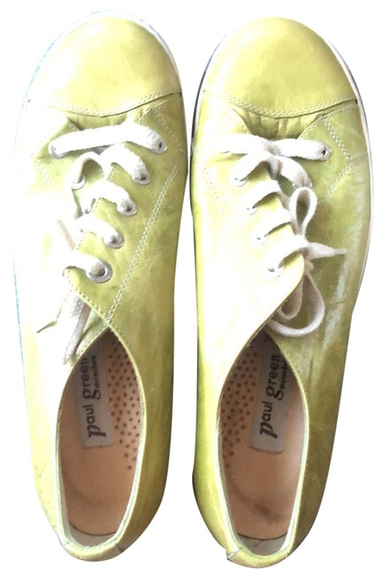 Item - Lime 444091 Flats Size US 10 Regular (M, B)