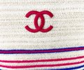 Chanel Ivory Red Blue Reversible Stripe Cashmere Linen Short Casual Maxi Dress Size 2 (XS) Chanel Ivory Red Blue Reversible Stripe Cashmere Linen Short Casual Maxi Dress Size 2 (XS) Image 6