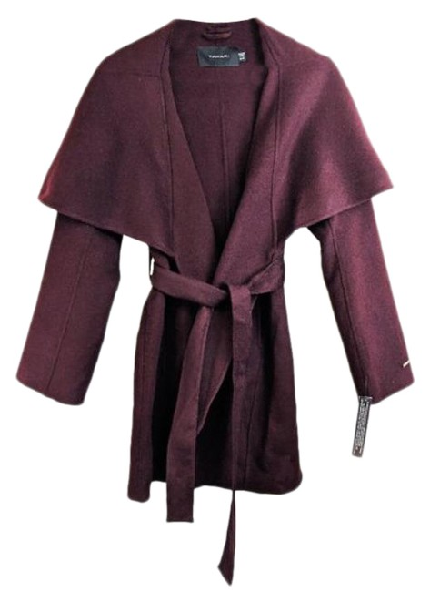 Item - Red Purple Marilyn Poncho/Cape Size 4 (S)