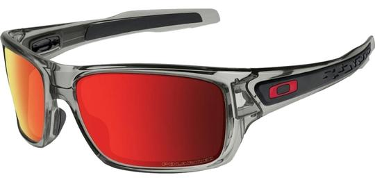 Oakley OO9263-10 Turbine Oakley Grey Ink Male Sunglasses