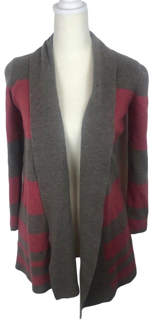 Item - Pink Sweater Open Front M Cardigan Size 8 (M)