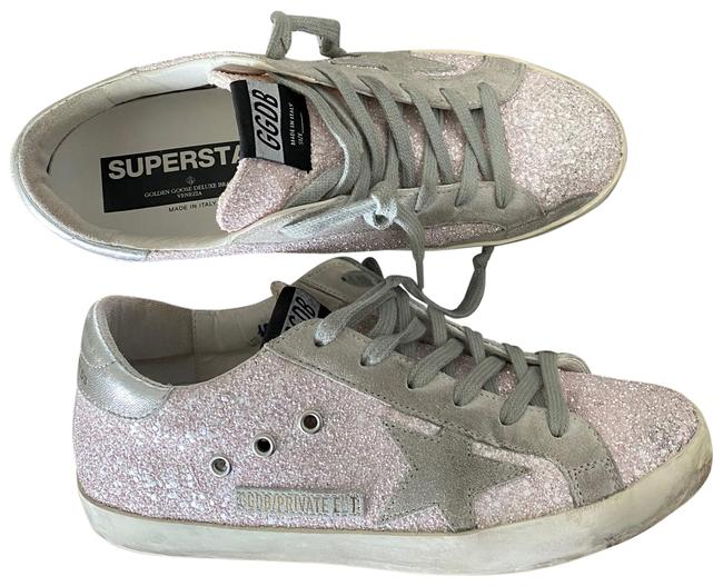 Item - Pink Private Edition Superstars Sneakers Size EU 40 (Approx. US 10) Regular (M, B)