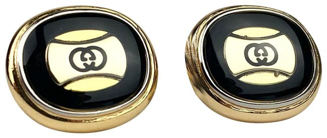 Item - Blue/Gold/Silver Vintage Cufflinks