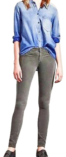 Item - Gray The Jegging Super Fit Skinny Jeans Size 6 (S, 28)