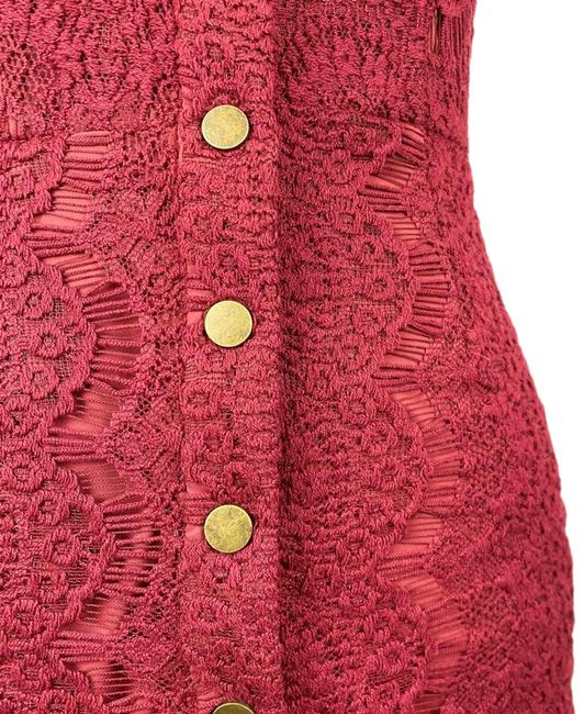 Item - Red XS Intimately | Snap Up Cocktail Dress Size 0 (XS)