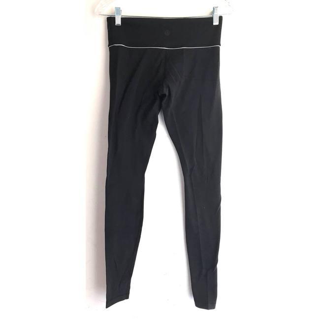 Item - Black Womens Activewear Bottoms Size 6 (S, 28)