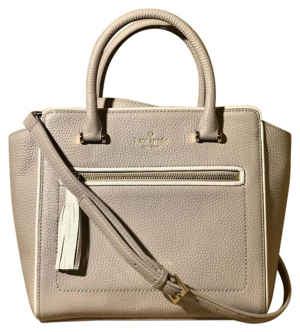 Item - Small Allyn Chester Street Tote Wkru4322 Rose Cloud/Cream Leather Satchel