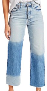 Item - Distressed The Rambler Ankle Fray Capri/Cropped Jeans