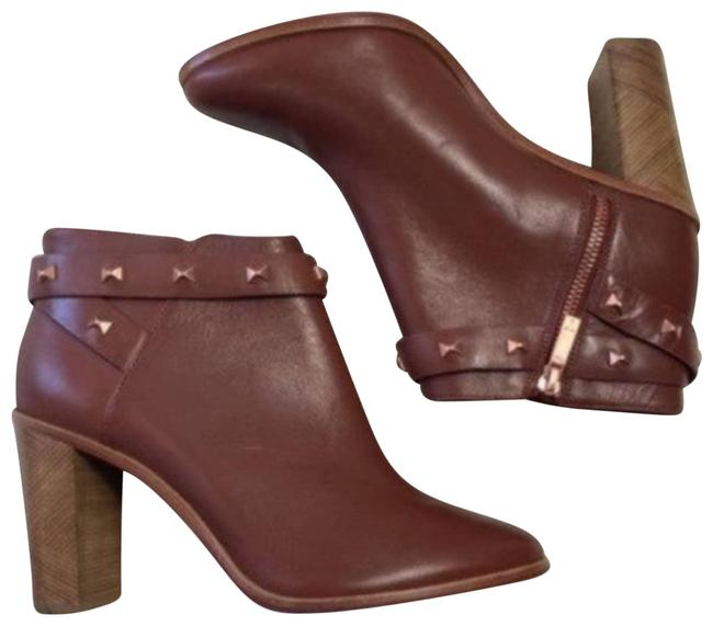 Item - Brown London Dotta Ankle Boots/Booties Size US 10 Regular (M, B)