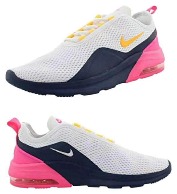 Item - Blue White Air Max Motion 2 Sneakers Size US 6 Regular (M, B)