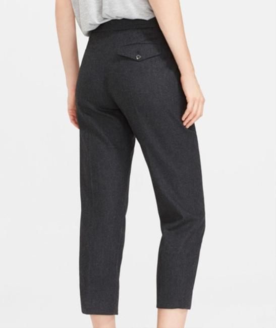 Nina Ricci Capri/Cropped Pants Charcoal