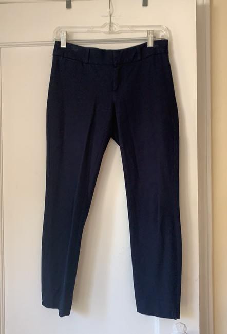 Item - Navy Blue Sloan Pants Size Petite 0 (XXS)