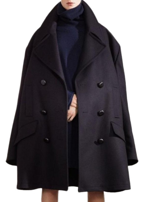 Item - Navy For H&m Oversize Coat Size OS (one size)