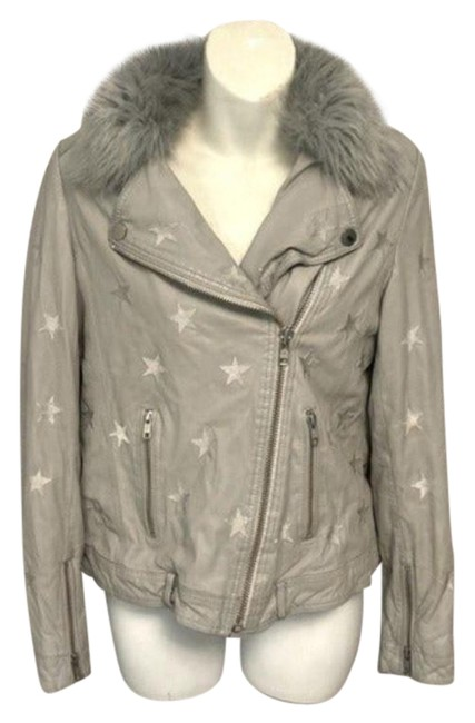 Item - Silver Seeing Stars Jacket Size 8 (M)