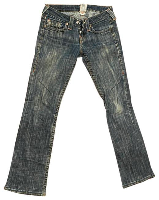 Item - Distressed Rn#112790 Boot Cut Jeans Size 2 (XS, 26)