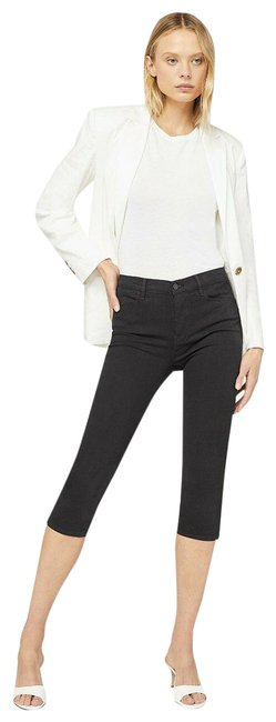 Item - Black Le High Pedal Pusher Skinny Jeans Size 26 (2, XS)