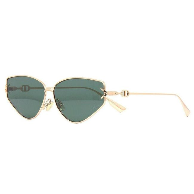 Item - Rose Gold Frame & With Green Lens Women gipsy4 Sunglasses