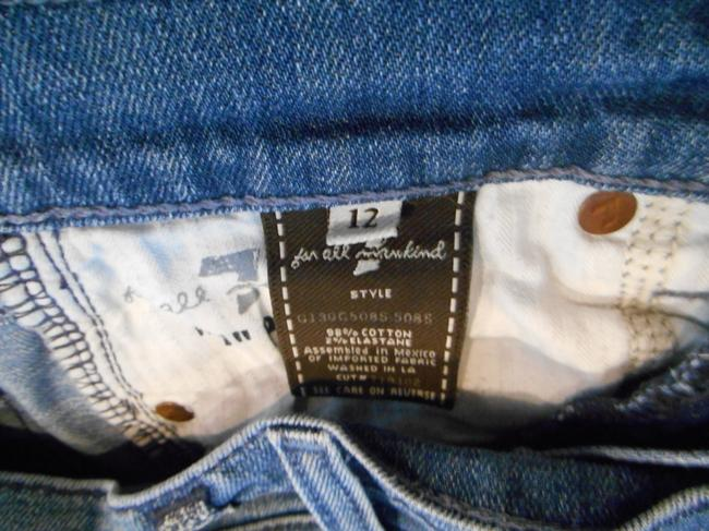 7 For All Mankind Pocket 12 Girls Xs Extra Small 2 26