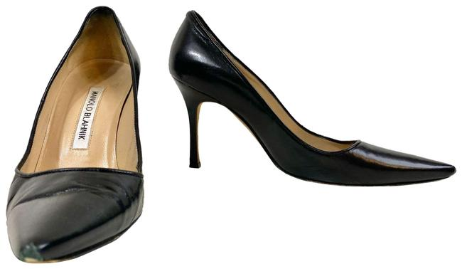 Item - Black Bb Calf 70 Pumps Size EU 36 (Approx. US 6) Regular (M, B)