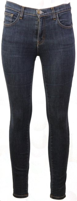 Item - Blue Medium Wash 1136-0848 Skinny Jeans Size 28 (4, S)