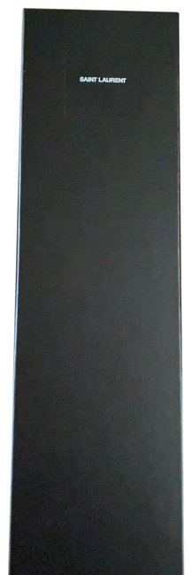 Item - Black Silky Tie Activewear Size OS (one size)