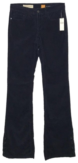 Item - Blue Pilcro and The Letterpress Stet Corduroy Flare Activewear Bottoms Size 2 (XS, 26)