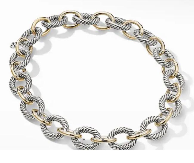 Item - Sterling Silver Link Chain Necklace
