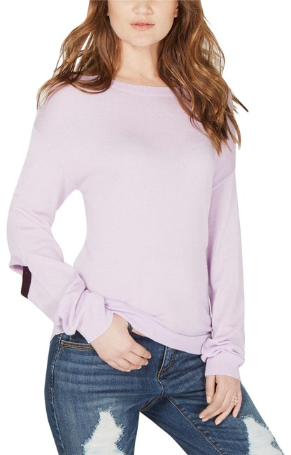 Item - Cold Elbow Knit Lilac Moon Sweater