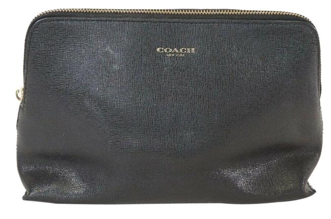 Item - Black Leather Pouch #3***