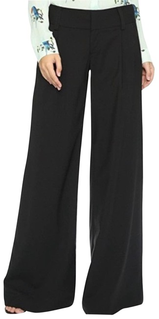 Item - Black Wide Leg Pants Size 2 (XS, 26)